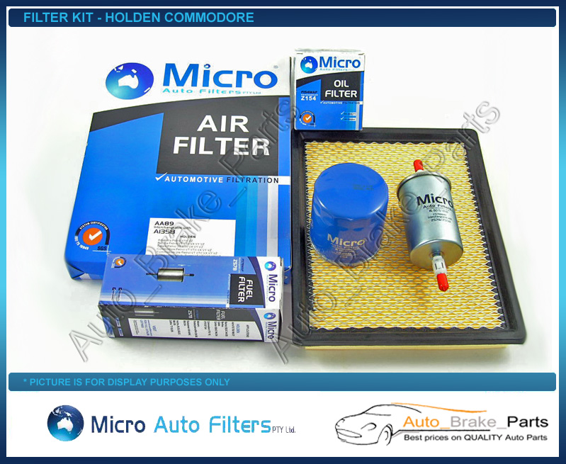 How to change oil filter vt commodore